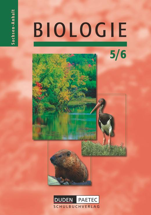 Duden Biologie - Schülerbuch - 5./6. Schuljahr