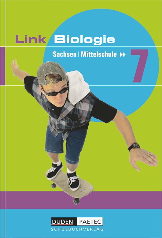 Link Biologie - Schülerbuch - 7. Schuljahr
