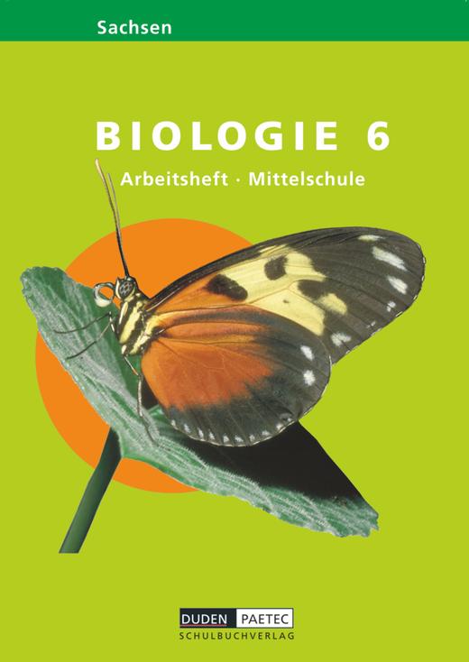 Link Biologie - Arbeitsheft - 6. Schuljahr