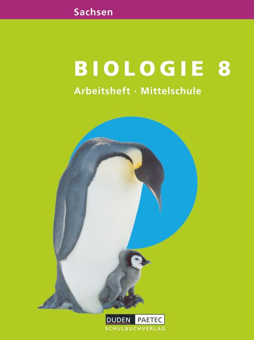 Link Biologie - Arbeitsheft - 8. Schuljahr