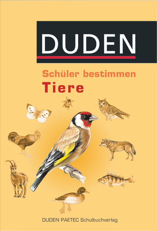 Schüler bestimmen - Tiere - Schülerbuch