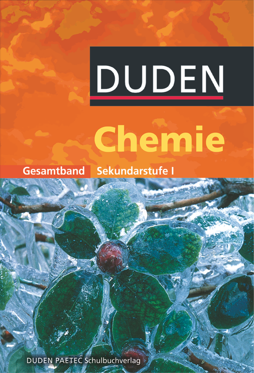 Duden Chemie - Schülerbuch - Gesamtband