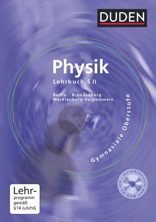 Duden Physik - Schülerbuch mit CD-ROM