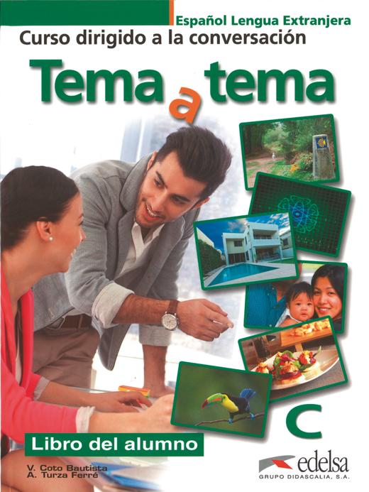 Tema a tema - Libro del alumno - C1/C2