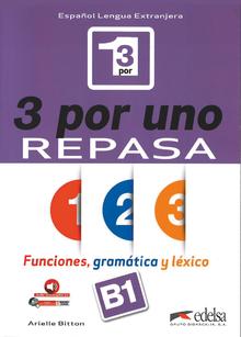 3 por uno - Übungsbuch - B1