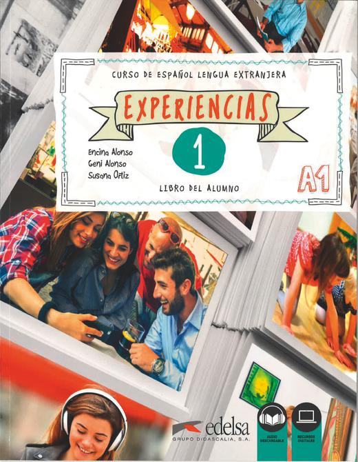 Experiencias - Libro del alumno 1 - A1