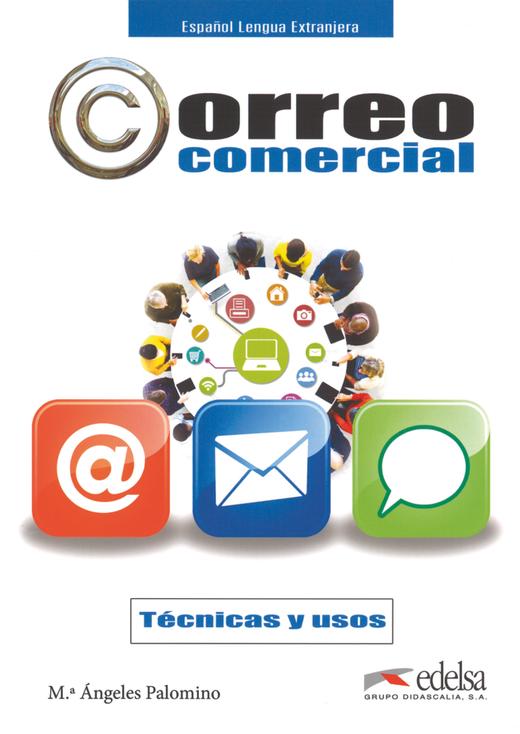 Correo comercial - Técnicas y usos - Kursbuch mit Audio-CD - B1/B2