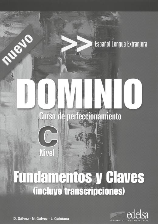 Dominio - Curso de Perfeccionamiento - Lösungsschlüssel - C1/C2