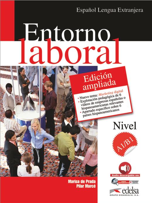 Entorno laboral - Buch - A1/B1
