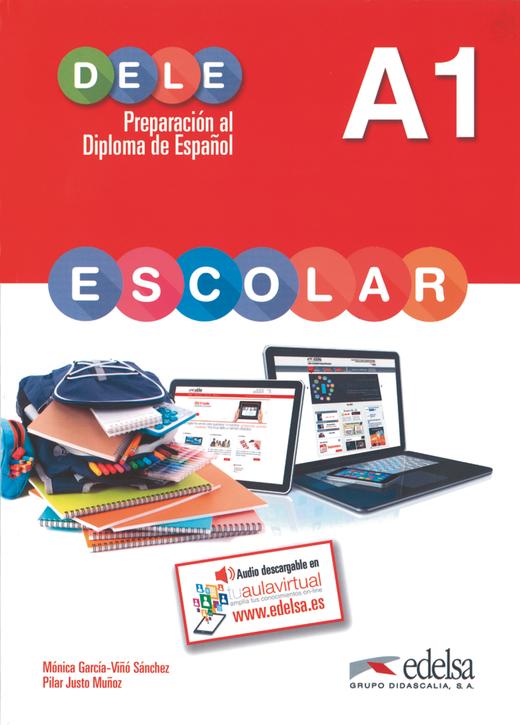 DELE escolar - Übungsbuch - A1