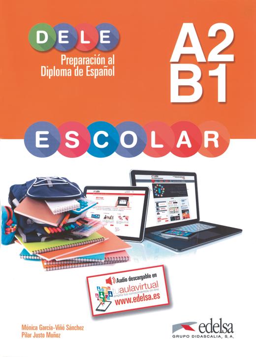 DELE escolar - Übungsbuch - A2/B1