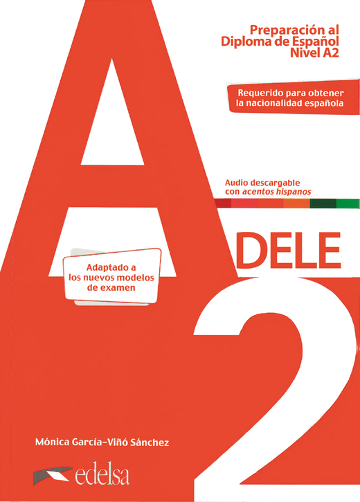 DELE - Übungsbuch mit Audios online - A2