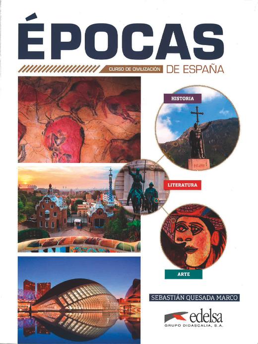 Épocas de España - Buch - B1-C2