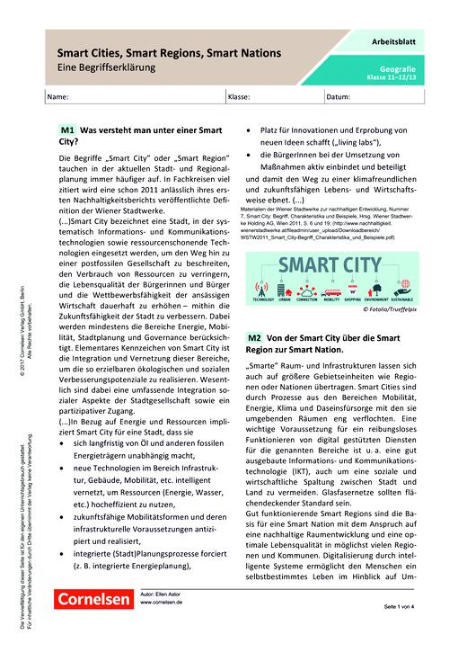 Smart Cities, Smart Regions, Smart Nations – eine Begriffserklärung ...