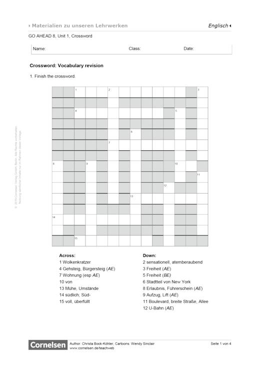 Wunderbar Klasse 6 Mathematik Revision Arbeitsblatt Fotos ...