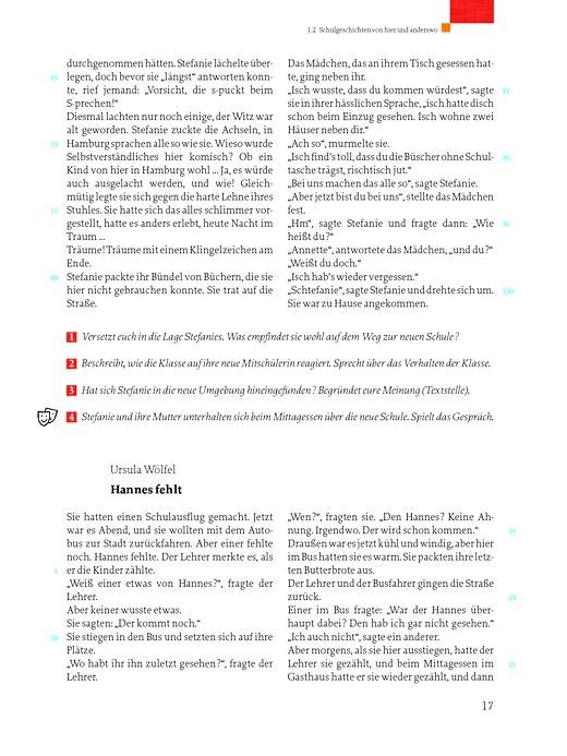 Korrektur Text Von Ursula Wölfel Hannes Fehlt Korrekturseiten