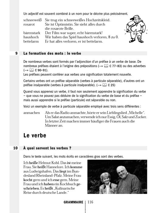 Grammatik: Verben - Arbeitsblatt | Cornelsen