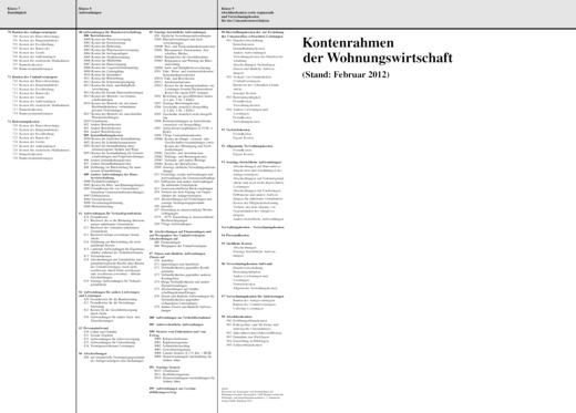 Kontenrahmen Der Wohnungswirtschaft Arbeitsblatt Cornelsen