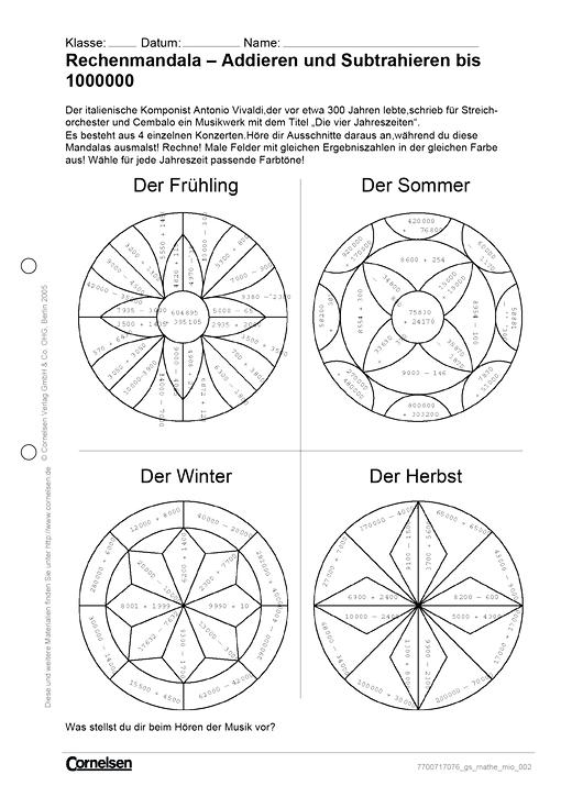 Ausgezeichnet Einfaches Addieren Und Subtrahieren Von Arbeitsblatt ...