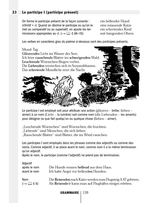 Grammatik: Partizip I, Partizip II - Arbeitsblatt | Cornelsen