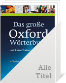 Oxford dictionary skills training programme - Das große Oxford ...