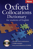 Oxford Collocations Dictionary :: Second Edition : Wörterbuch mit CD-ROM