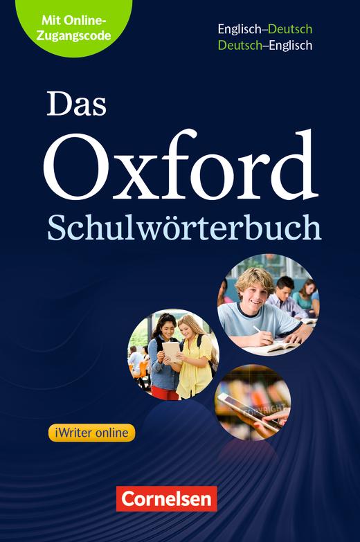 Das Oxford Schulwörterbuch - Wörterbuch - A2-B1   Cornelsen
