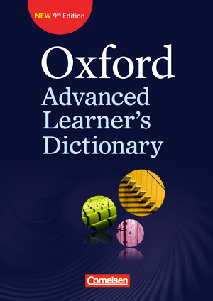 Wörterbuch (Kartoniert) : Ohne Oxford Speaking Tutor und ohne Oxford Writing Tutor