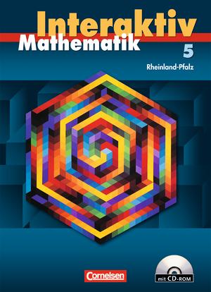 mathematik interaktiv sch lerbuch mit cd rom rheinland pfalz 5 schuljahr 9783060089123. Black Bedroom Furniture Sets. Home Design Ideas