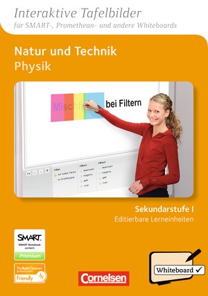 Interaktive Tafelbilder für Whiteboards : DVD-ROM