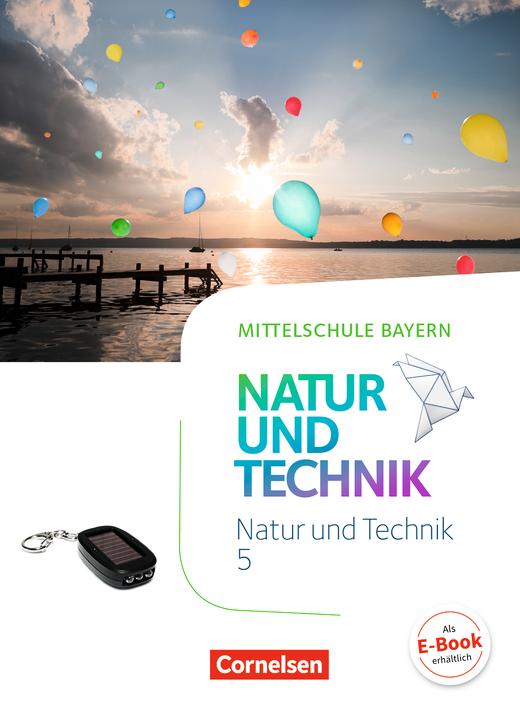 NuT - Natur und Technik - Schülerbuch - 5. Jahrgangsstufe   Cornelsen