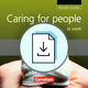 Caring for people at work
