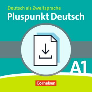pluspunkt deutsch handreichungen f r den unterricht als download ausgabe 2009 a1 gesamtband. Black Bedroom Furniture Sets. Home Design Ideas
