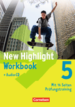 Workbook mit Text-CD