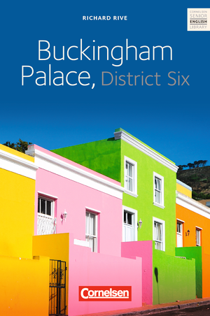 Buckingham Palace, District Six : Textband mit Annotationen