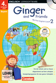 Ginger and Friends :: Software für Bayern : My first English Coach : CD-ROM
