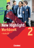 New Highlight :: Allgemeine Ausgabe : Workbook mit Lieder-/Text-CD