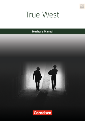 True West : Teacher's Manual