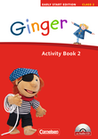 Ginger :: Early Start Edition - Bisherige Ausgabe : Activity Book mit Lieder-/Text-CD (Kurzfassung)