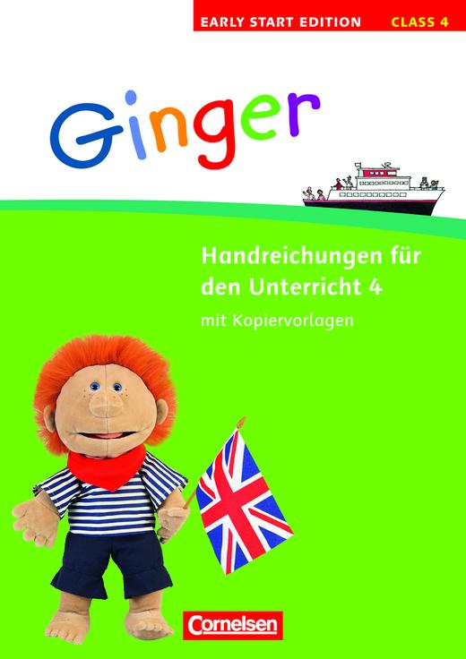 Ginger - Handreichungen für den Unterricht mit Kopiervorlagen - Band ...