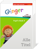 Bild Ginger:Early Start Edition - Ausgabe 2008