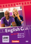 English G 21 :: Grundausgabe D : What's in? What's on? What's up? : Video-DVD zu allen Ausgaben