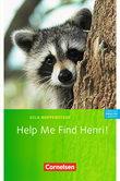 Cornelsen English Library :: Fiction : Help me find Henri! : Textheft