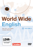 World Wide English : New York, Los Angeles, Canada, Bahamas : Video-DVD