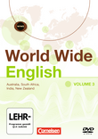 World Wide English : Australia, South Africa, India, New Zealand : Video-DVD