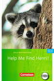 Cornelsen English Library :: Fiction : Help me find Henri! : Textheft mit CD