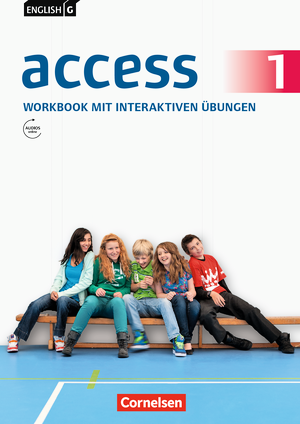 Workbook mit Audio-Materialien, MyBook und CD-ROM