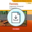 Forests - Important Terrestrial Ecosystems : Lösungen zum Textheft als Download