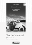 The Great Gatsby : Teacher's Manual mit Audio-CD und Klausurvorschlägen