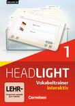 English G Headlight :: Allgemeine Ausgabe : Vokabeltrainer interaktiv : CD-ROM